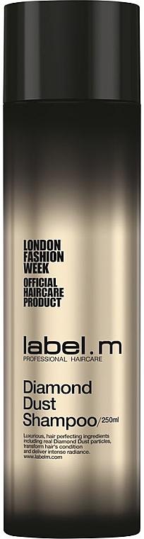 Szampon do włosów z pyłem diamentowym - Label.m Diamond Dust Shampoo — фото N1