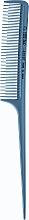 Kup Fryzjerski grzebień karbonowy 00423, niebieski - Eurostil