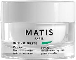 Kup Krem przeciwzmarszczkowy - Matis Reponse Purete Pure-Age
