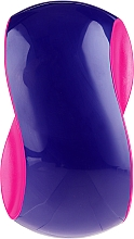 Kup Szczotka do włosów, fioletowo-różowa - Twish Spiky 1 Hair Brush Purple & Deep Pink