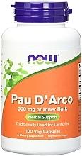 Kup Kapsułki Kora drzewa mrówkowego 500 mg - Now Foods Pau D'Arco