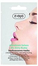 Kup Beztłuszczowa maska do skóry tłustej Mikrobiom balans - Ziaja Microbiom Cream Face Mask