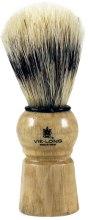 Kup Pędzel do golenia 00159 - Vie-Long Bristle Shaving Brush