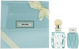 Kup Miu Miu L'Eau Bleue - Zestaw (edp 100 ml + b/lot 100 ml)