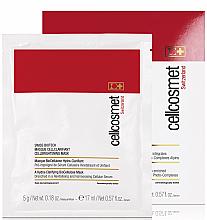 Kup PRZECENA! Rozjaśniająca maska komórkowa w płachcie - Cellcosmet Swiss Biotech CellBrightening Mask *