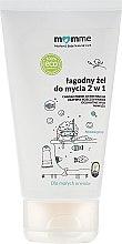 Kup Łagodny żel do mycia 2 w 1 dla dzieci - Momme Baby Natural Care Mild Washing Gel 2 in 1