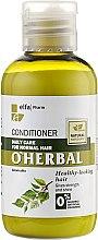 Kup Odżywka z ekstraktem z brzozy do włosów normalnych do codziennego stosowania - O'Herbal