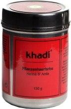 Kup Organiczna ziołowa farba do włosów Henna i amla - Khadi Herbal Hair Colour Henna & Amla