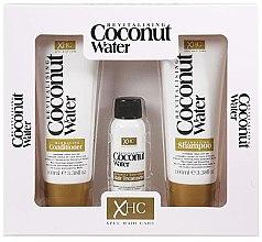 Kup Zestaw - Xpel Marketing Ltd Coconut Water Revitalising (shm 100 ml + cond 100 ml + ser 30 ml)