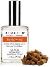 Kup Demeter Fragrance Sandalwood - Woda kolońska
