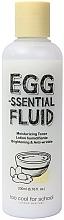Kup Nawilżająco-rozświetlający tonik do twarzy - Too Cool For School Egg-ssential Fluid Moisturizing Toner