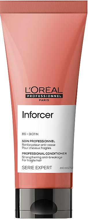 Wzmacniająca odżywka do włosów - L'Oreal Professionnel Inforcer Strengthening Anti-Breakage Conditioner New
