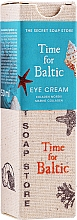 Kup PRZECENA! Krem pod oczy z kolagenem morskim - The Secret Soap Store Time For Baltic*