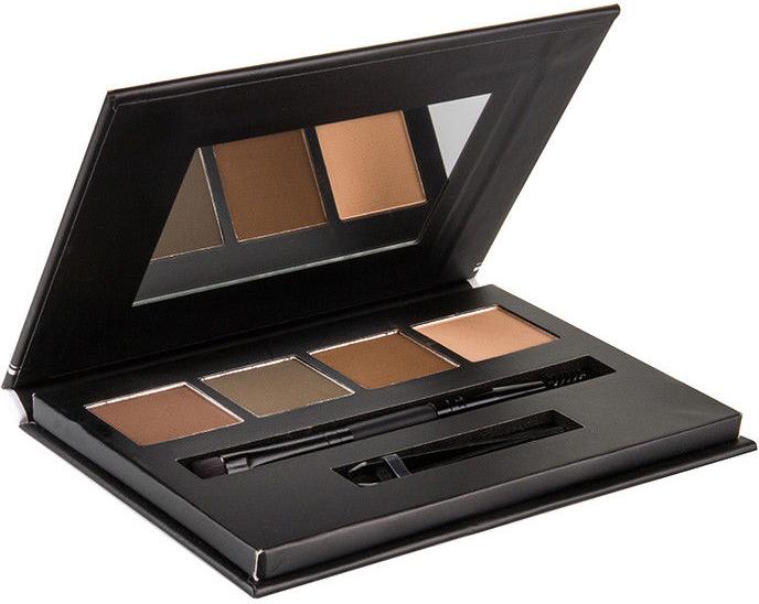 Paletka do makijażu brwi - Bellapierre Cosmetics Brow Palette — фото N1
