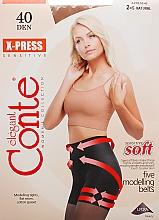 """Kup Rajstopy """"X-press"""" 40 DEN, natural - Conte"""
