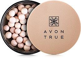 Matujący puder w perełkach do twarzy - Avon True Flawless Soft Focus Finishing Pearls — фото N1