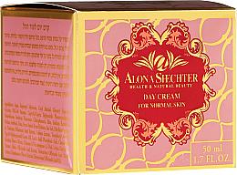 Kup PRZECENA! Nawilżający krem na dzień do cery normalnej - Alona Shechter Day Cream For Normal Skin *