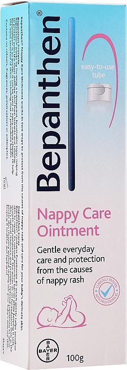 Maść dla niemowląt chroniąca przed odparzeniami pieluszkowymi - Bepanthen Baby Protective Salve