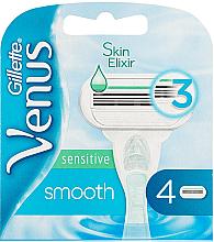 Kup Wymienne wkład do maszynki do golenia, 4 szt. - Gillette Venus Smooth Sensitive