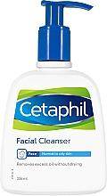 Kup Oczyszczający żel peelingujący do twarzy - Cetaphil Facial Cleanser
