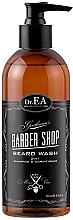 Kup Odżywczy szampon do brody 2 w 1 - Dr.EA Barber Shop Beard Wash 2 in1 Shampoo & Conditioner