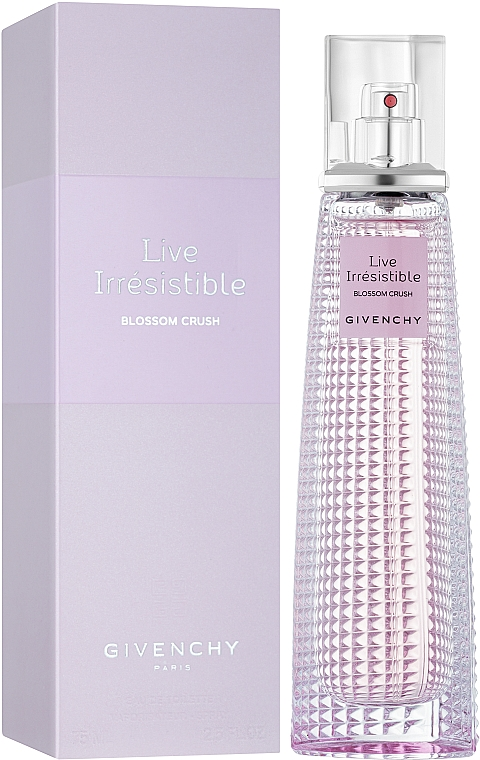 Givenchy Live Irresistible Blossom Crush - Woda toaletowa