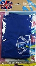 Kup Ochronny fartuch, niebieski - Ronney Professional Hairdressing Apron Blue
