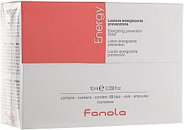 Kup Ampułki z balsamem przeciw wypadaniu włosów - Fanola Energy Anti Hair Loss Lotion
