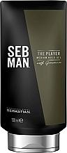 Kup PRZECENA! Żel do stylizacji włosów średnio utrwalający dla mężczyzn - Sebastian Professional SEB MAN The Player Medium Hold Gel*