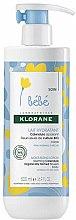 Kup Nawilżające mleczko dla niemowląt - Klorane Baby Moisturizing Lotion