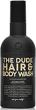Szampon oczyszczjący - Waterclouds The Dude Hair And Body Wash — фото N1