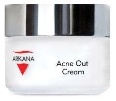 Kup Krem do skóry tłustej i skłonnej do trądziku - ARKANA Acne Out Cream