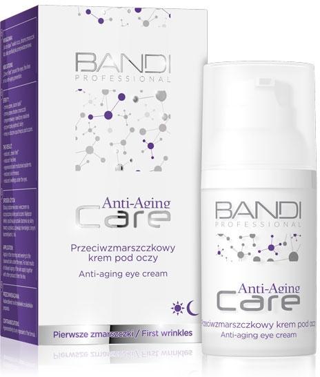 Przeciwzmarszczkowy krem pod oczy - Bandi Professional Anti-Aging Care