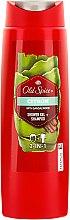 Kup Żel pod prysznic + szampon dla mężczyzn - Old Spice Citron Shower Gel + Shampoo