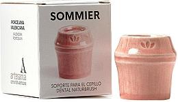 Kup Uchwyt na szczoteczkę do zębów, czerwony - NaturBrush Sommier Toothbrush Holder