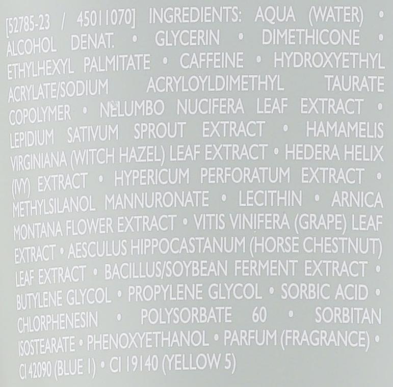 Ujędrniający żel do ciała - Payot Herboriste Detox — фото N3