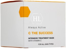 Kup Odświeżająca maska ściągająca - Holy Land Cosmetics C the Success Intensive Treatment Mask
