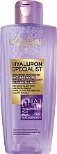 Kup Wypełniająco-nawilżający płyn micelarny - L'Oreal Paris Hyaluron Expert