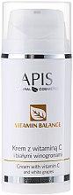 Kup Krem z witaminą C i białymi winogronami - APIS Professional Vitamin Balance