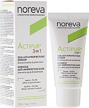 Kup Krem 3 w 1 do cery problematycznej - Noreva Laboratoires Actipur Intensive Anti-Imperfection Care 3 In 1
