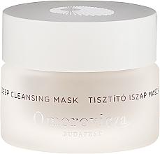 PRZECENA! Oczyszczająca maska do twarzy - Omorovicza Deep Cleansing Mask (miniprodukt) * — фото N2
