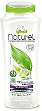 Kup Szampon z naturalnymi ekstraktami z zielonej herbaty i kasztanowca - Winni's Naturel Shampoo The Verde