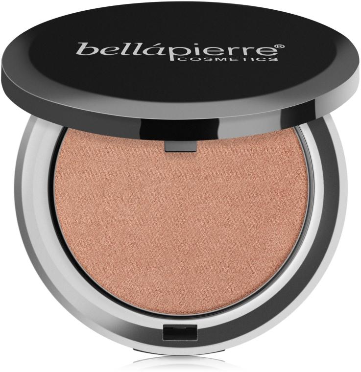 Mineralny bronzer w kompakcie - Bellapierre Cosmetics Compact Mineral Bronzer — фото N1