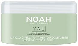 Kup Odbudowująca maska do włosów z kwasem hialuronowym - Noah