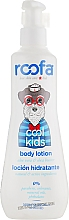 Kup Balsam do ciała dla dzieci Aloes i masło shea - Roofa Cool Kids Body Lotion