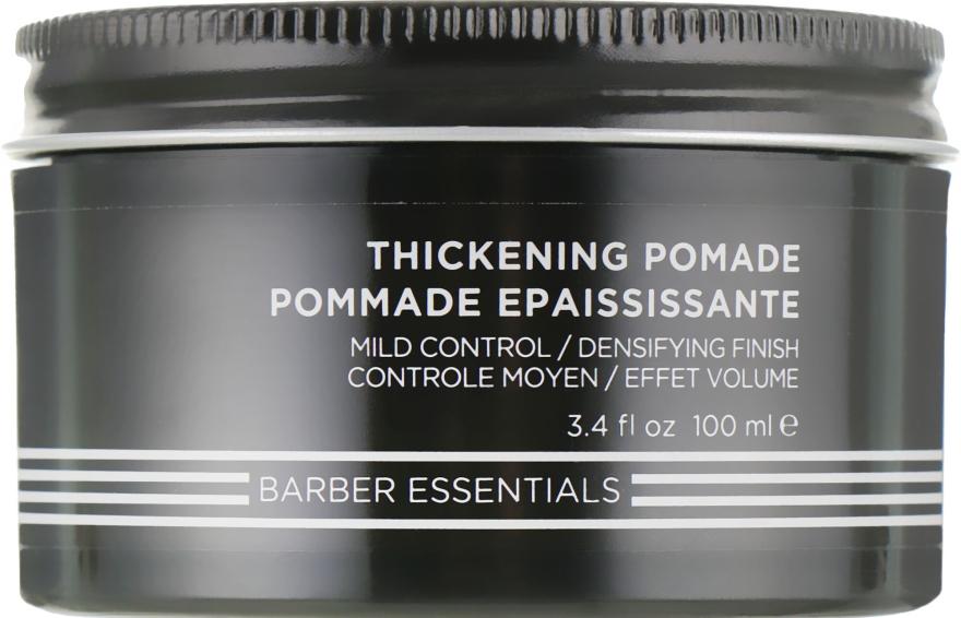 Pogrubiająca pomada do włosów dla mężczyzn - Redken Brews Thickening Pomade — фото N2