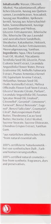 Balsam do ciała Lawenda i drzewo sandałowe - Dr. Hauschka Lavender Sandalwood Calming Body Cream — фото N3