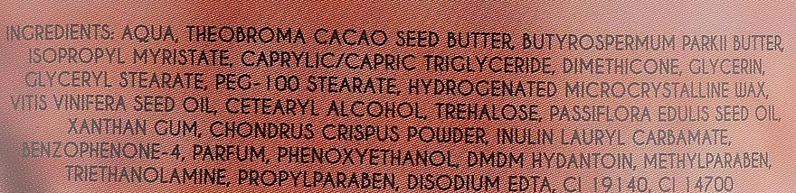 Nawilżające masło do ciała Marakuja - Cosmepick Body Butter Passion Fruit — фото N4