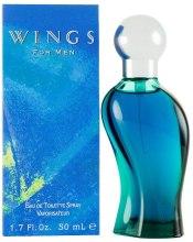 Giorgio Beverly Hills Wings For Men - Woda toaletowa — фото N2