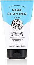 Kup Krem do golenia - The Real Shaving Co. Age Defence Traditional Shave Cream
